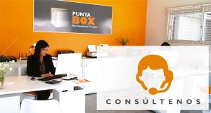 punta box oficinas consultas