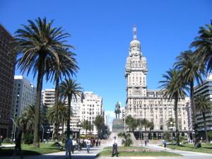 Montevideo Ciudad Palacio Salvo