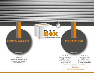punta box servicios