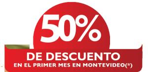 descuento deposito 50%